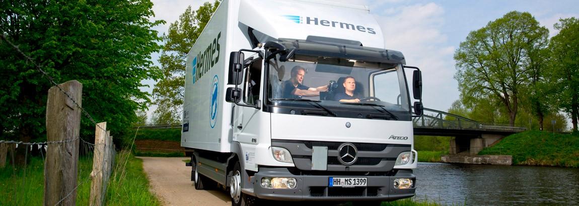 Auslieferdepots Hermes